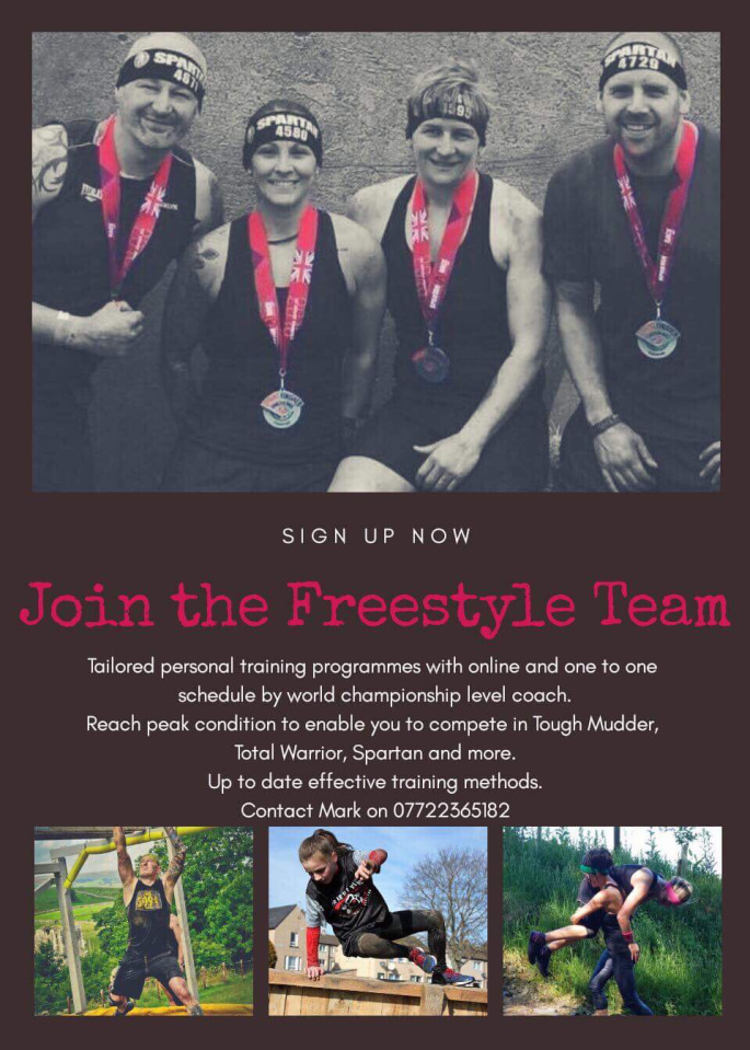 Join The FreeStyle Team