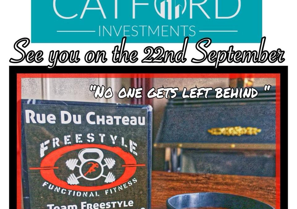 Catford Investments sponsor TFS OCR