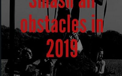 Smash all obstacles in 2019