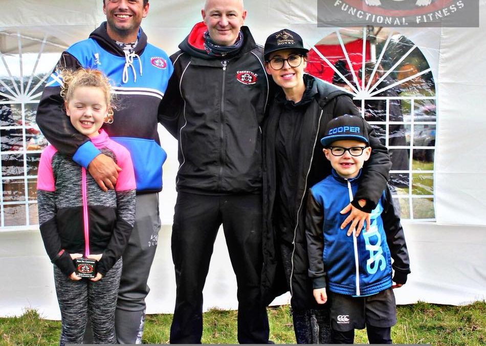 Team Freestyle OCR Open day success