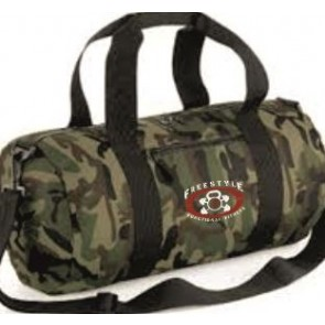 OCR Barrel Bag freestyle gym competition camo bag